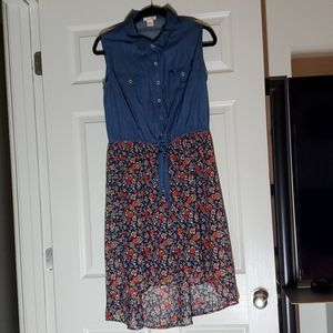 Country/Ranch girl inspired dress